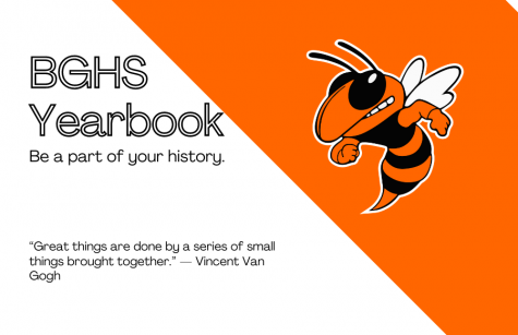 BGHS Yearbook